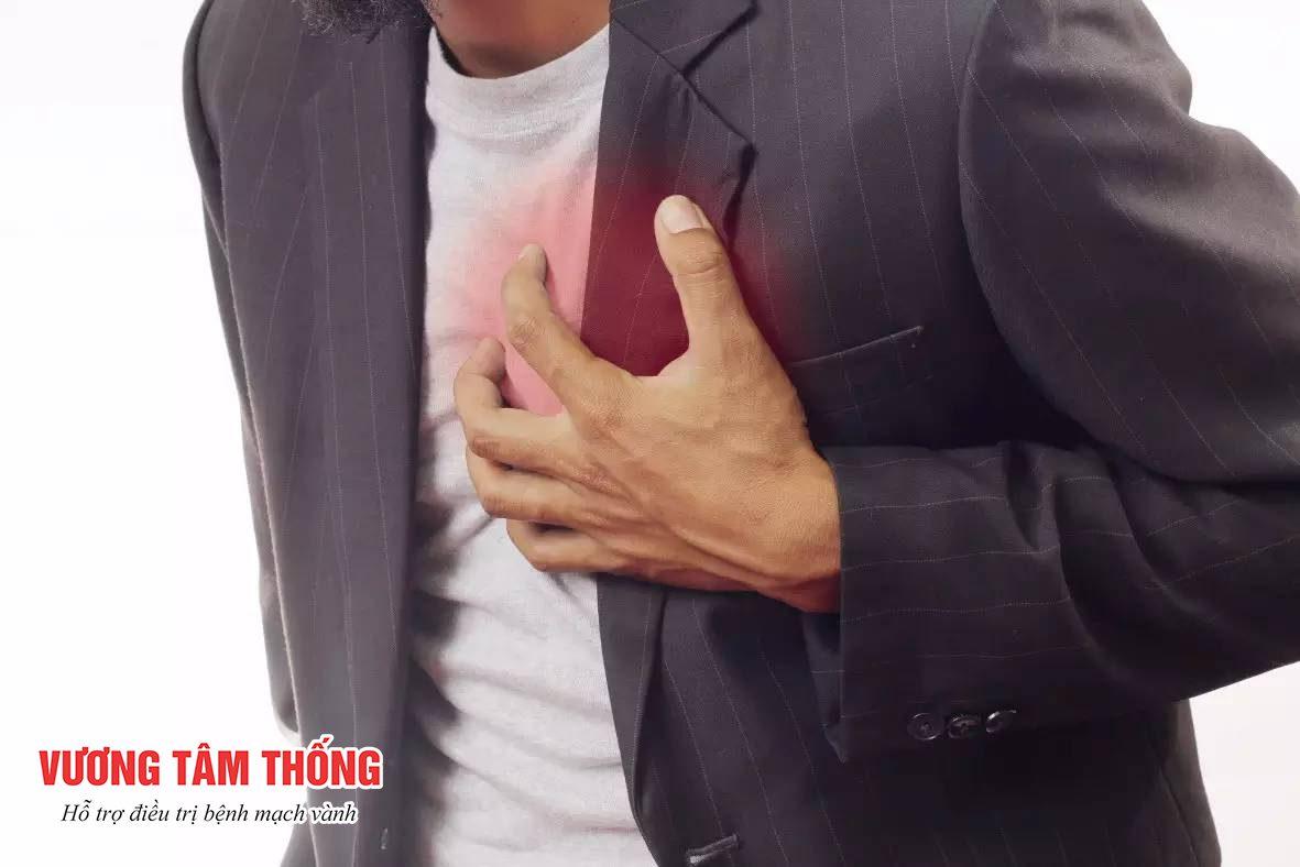 Xơ vữa động mạch nặng dần theo thời gian sẽ dẫn đến cơn nhồi máu cơ tim